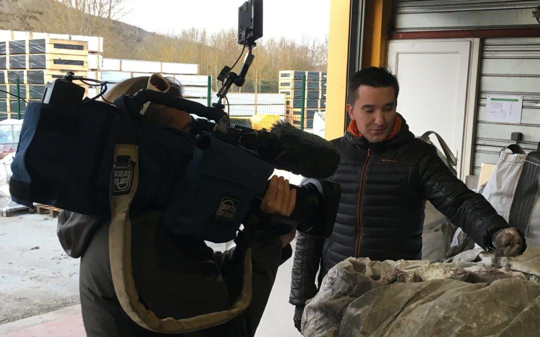 [Point presse] Notre innovation dans le journal de TF1