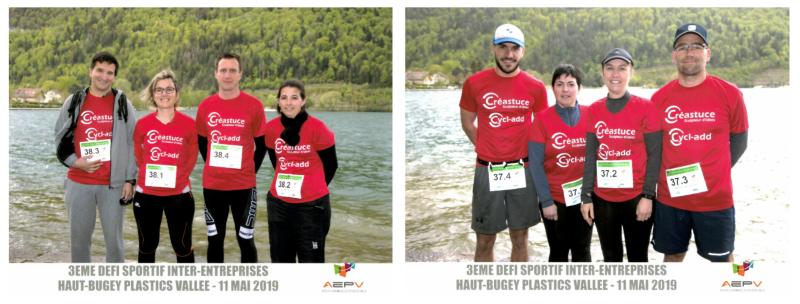 [Information] Notre dernier défi : le défi sportif de l'AEPV